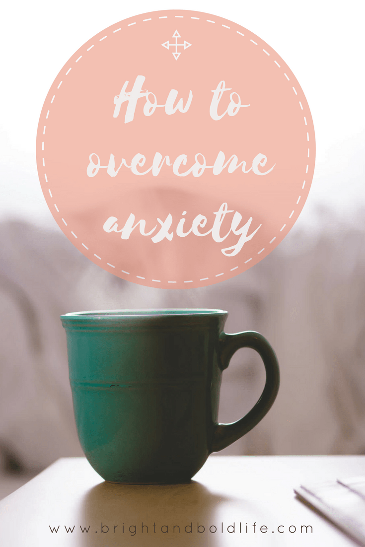 Dealing with anxiety and depression