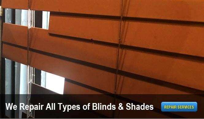 Blinds Repair