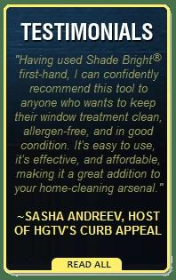 Shade Bright Testimonial