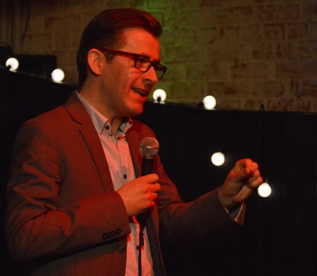 The Psychology of Stand-Up Comedy
