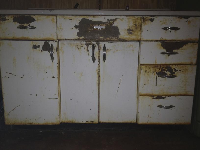 Kitchen Cabinets Circa 1940 Bright Container House