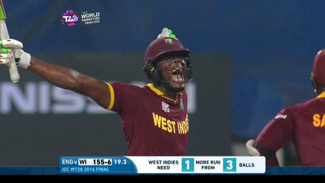 Image result for carlos brathwaite