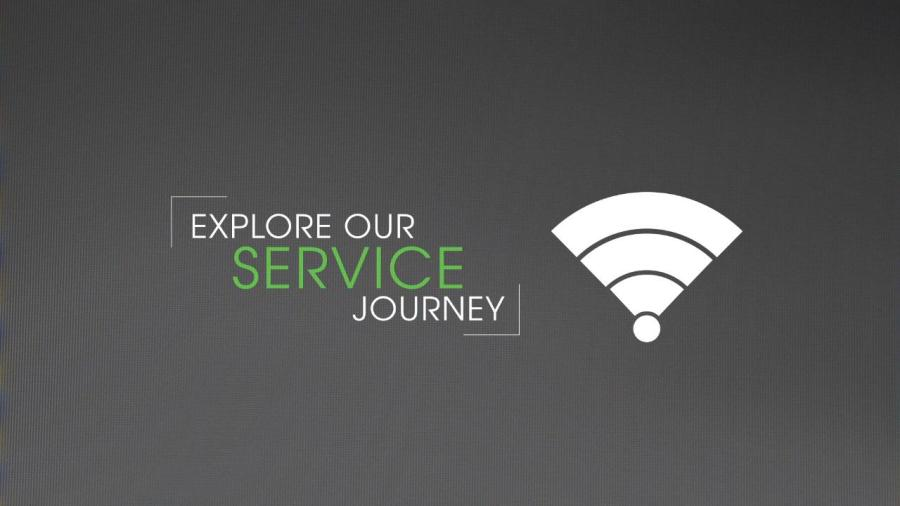 Welcome to the Service Journey   PTC