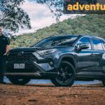 Toyota Rav4 Hybrid 2020 Review Cruiser Awd Off Road Test Carsguide
