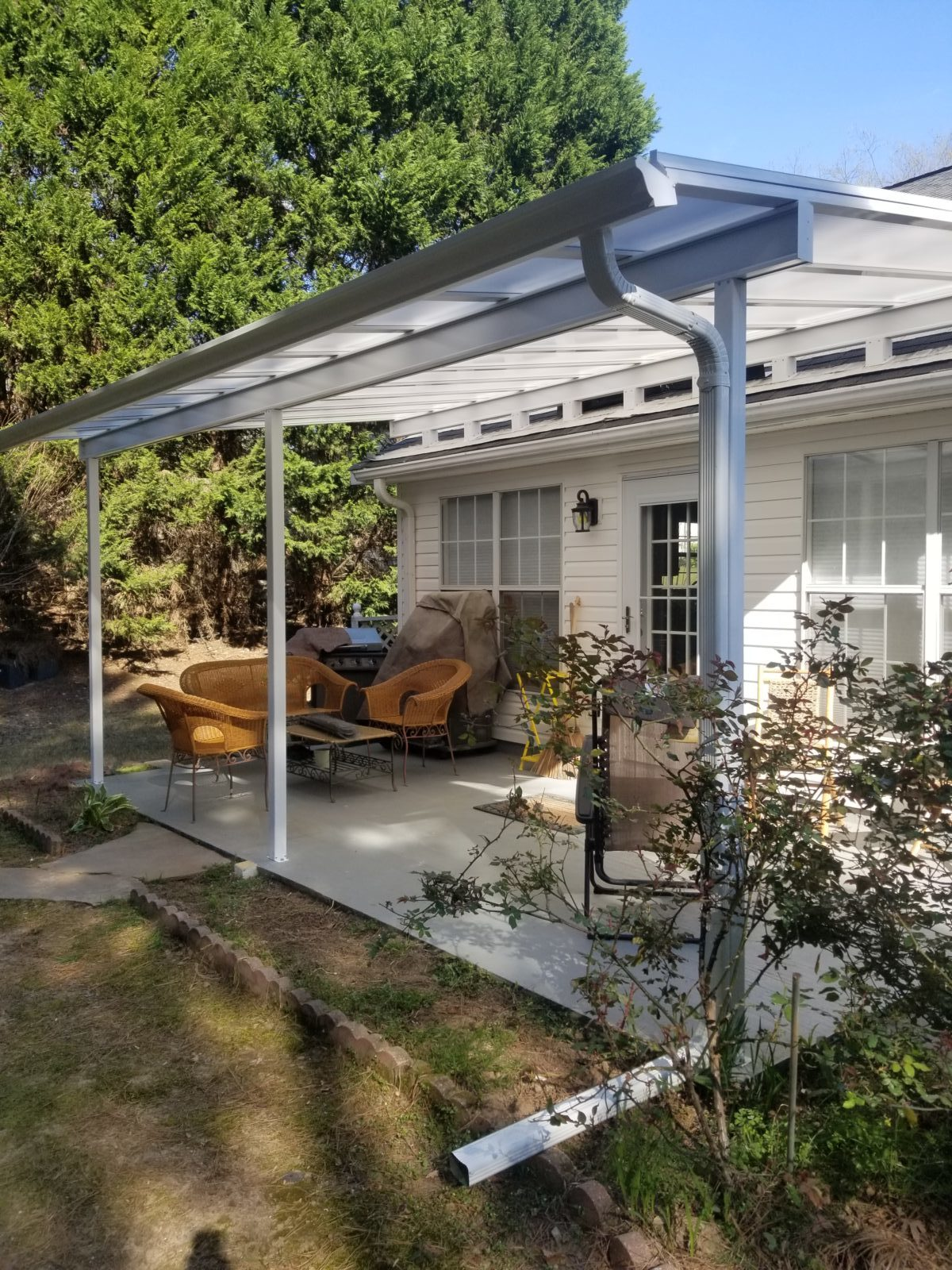 brightcovers patio covers awnings