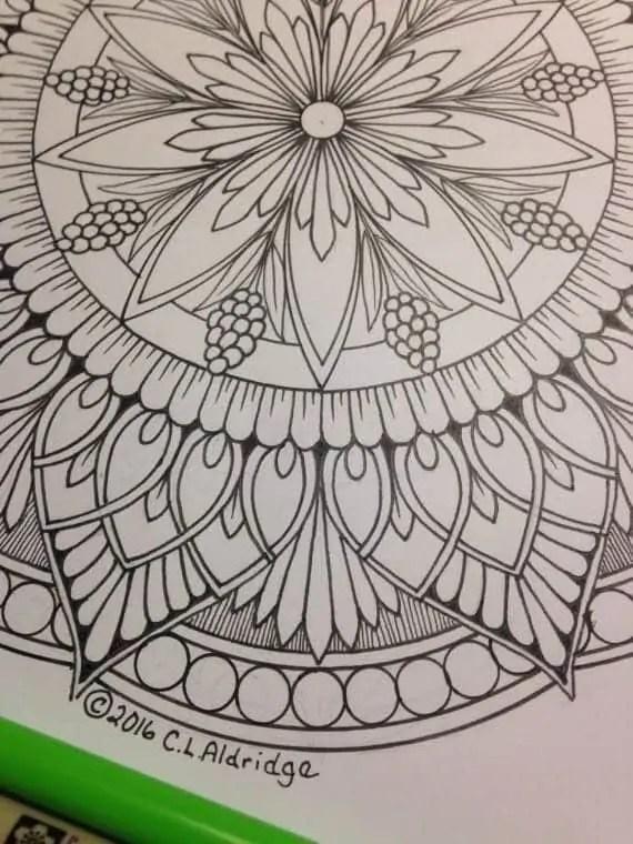 40 Beautiful Mandala Drawing Ideas Inspiration