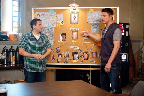 Channing Tatum And Jonah Hill In 21 Jump Street 2012 Movie Image 2 600x400 Byt Brightest Young Things
