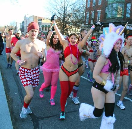 Photos Cupids Undie Run Bar Crawl  Totally Nsfw