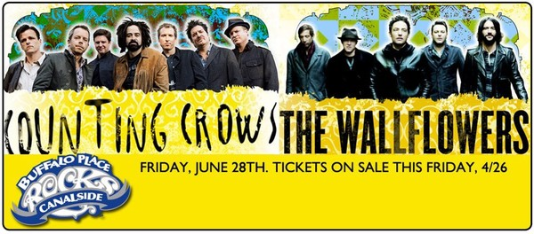 counting crows wallflowers
