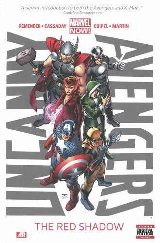 Uncanny Avengers Vol 1 - The Red Shadow