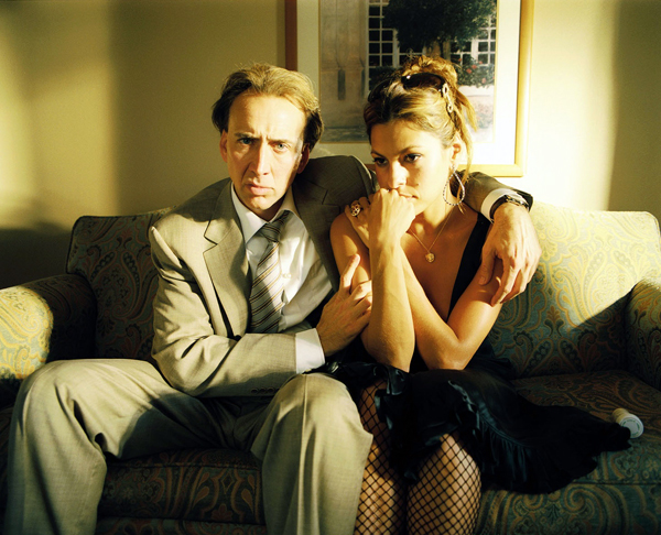Bad Lieutenant Port of Call New Orleans movie image Nicolas Cage and Eva Mendes