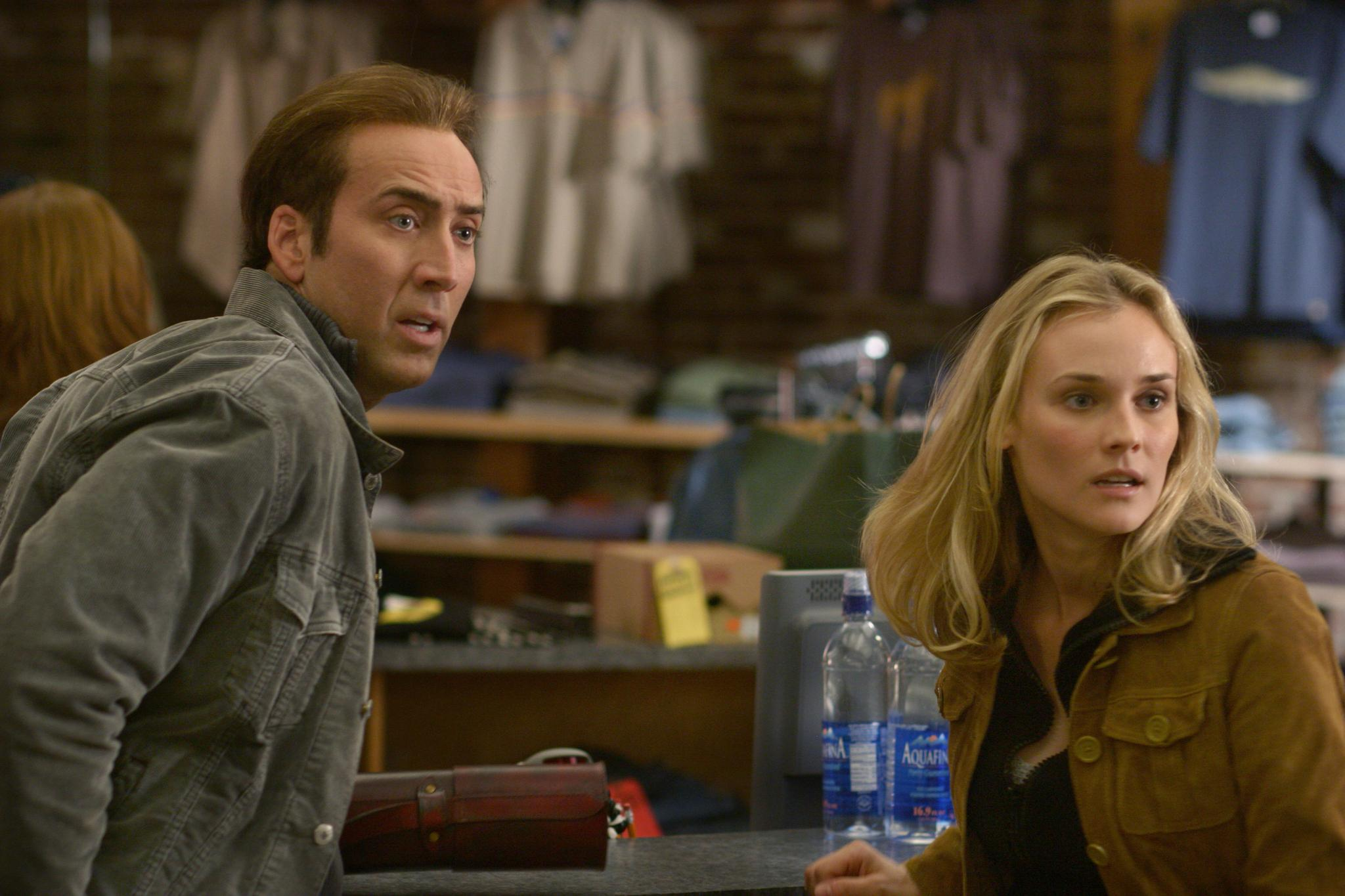 Still Of Nicolas Cage And Diane Kruger In National Treasure 2004 Large Picture Byt Brightest Young Things