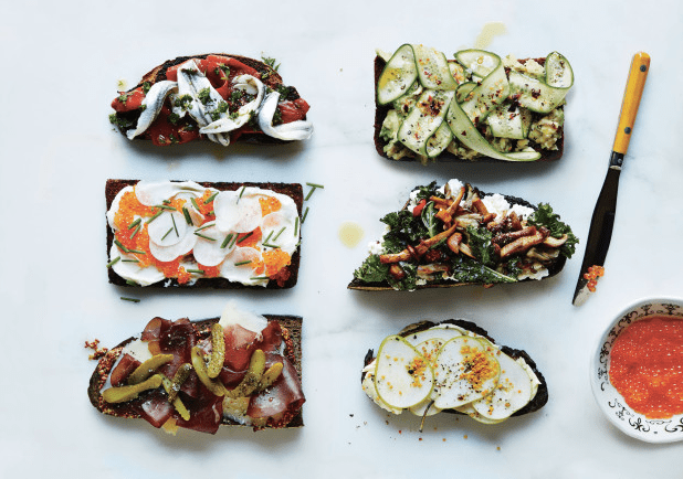 photo from Bon Appetit's January issue. Well done you guys.