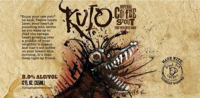 FlyingDog_Kujo_Label