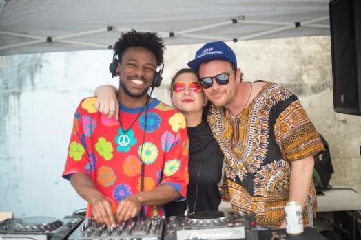 TNX DJs (Lisa Frank)