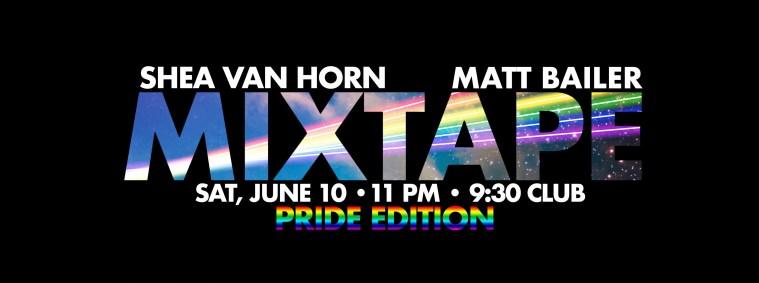 Mixtape Pride Graphic