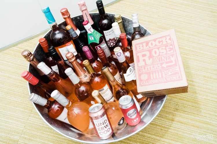 Trader Joe S Rose Taste Test Byt Brightest Young Things
