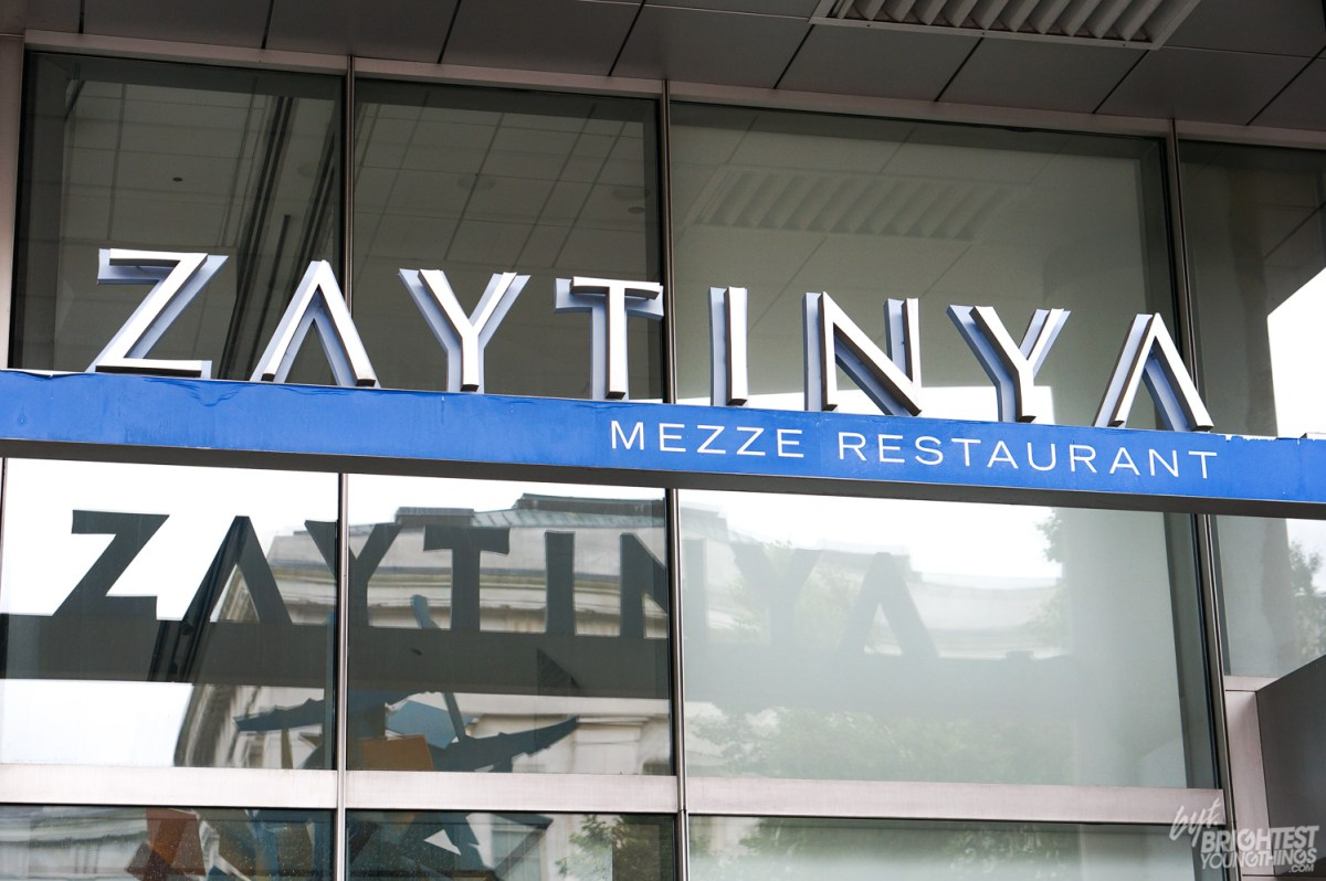 A Taste of Armenia with Chef Carrie Nahabedian at Zaytinya