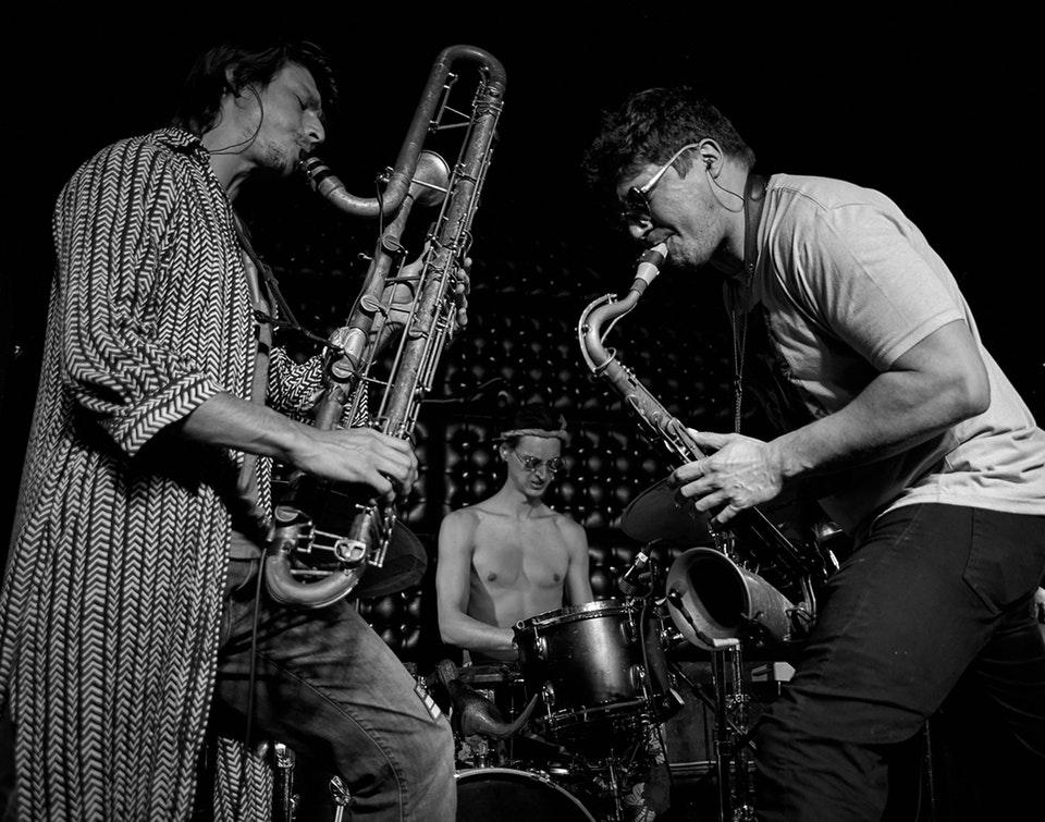 Die Hookup Montreal Band