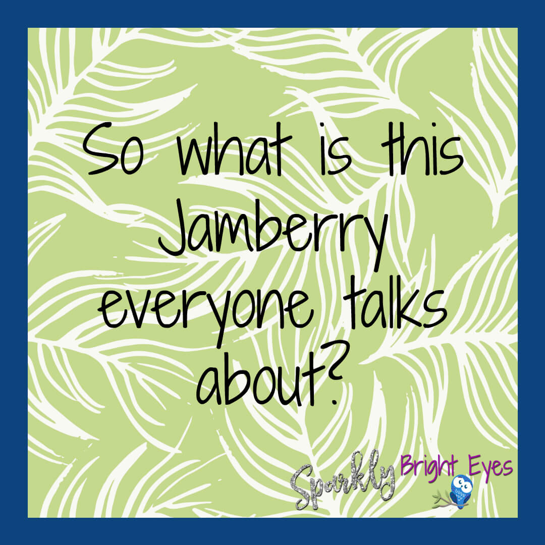 so what is this Jamberry everyone talks about
