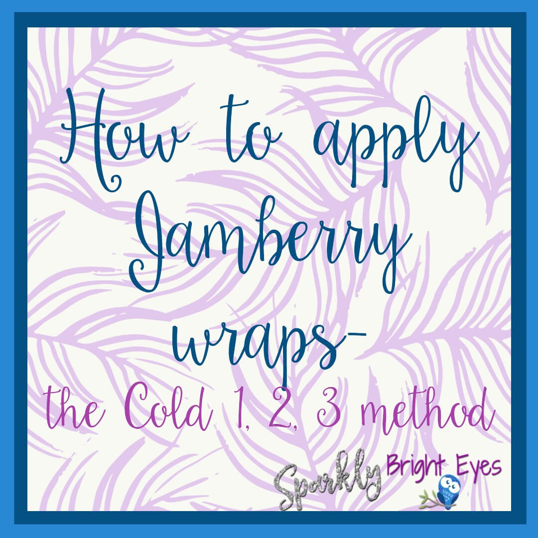 how to apply Jamberry wraps - cold 1, 2, 3 method