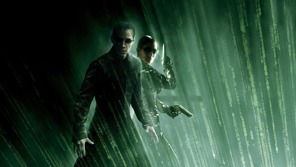 Neo And Trinity From The Matrix, Which Is Set To Release A New Movie