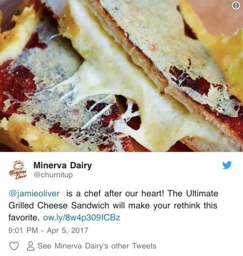 Jamie Oliver ultimate Grilled Cheese recipe