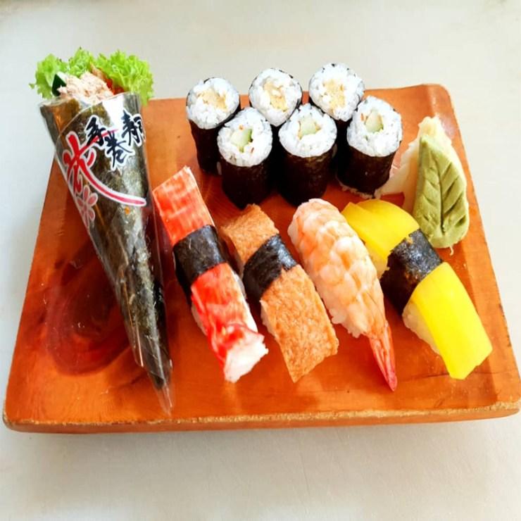 Sushi Combo RM20