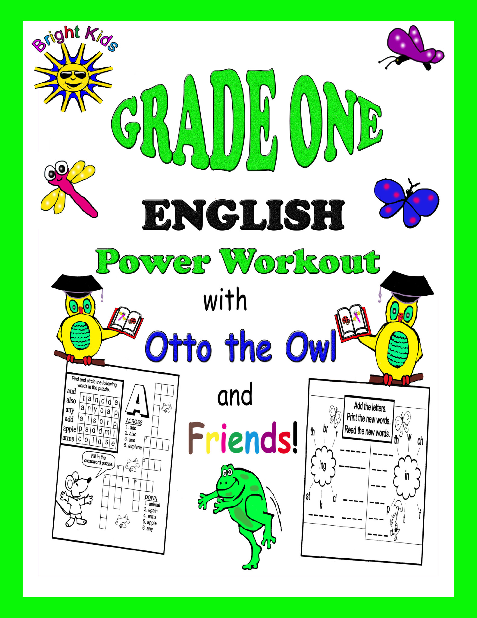 Grade 1 English Word Power Workout