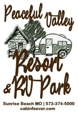 Peaceful Valley Resort Merch