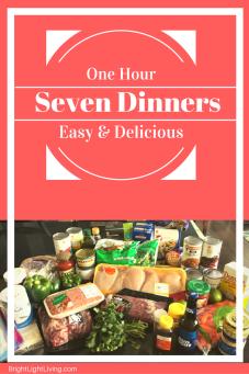 Seven Dinners