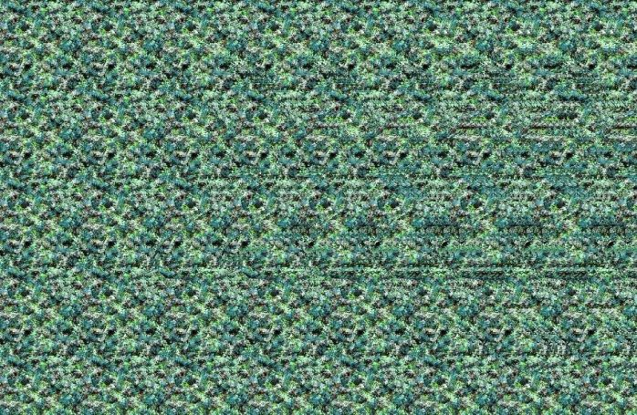 airplane-stereogram