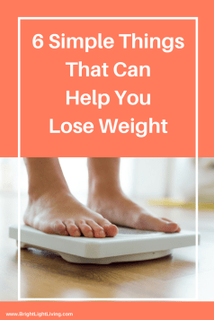 6 Simple Thing That Can Help You Lose Weight