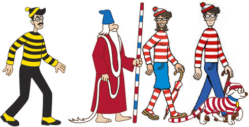 Creative Campaigns #4: Where's Wally? The UK hunt begins with Virgin!