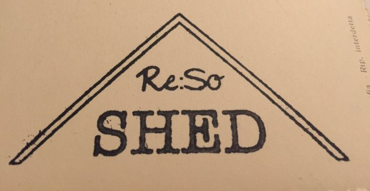 RE:SO SHED vintage clothing launch – the benefits of hosting a blogging event