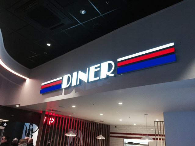 The American Diner at the Southampton Hollywood Bowl