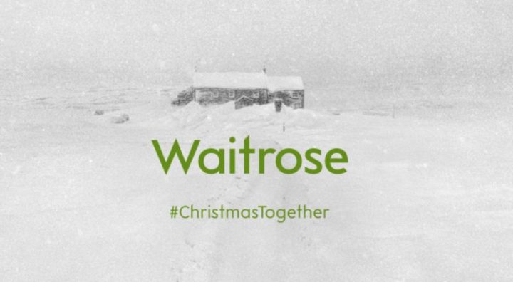 Creative Campaigns #19 – #ChristmasTogether Waitrose's Christmas advert