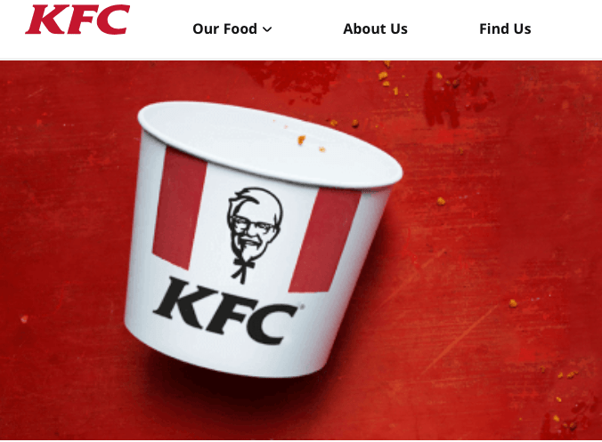 How KFC has dealt with a total cluck up!