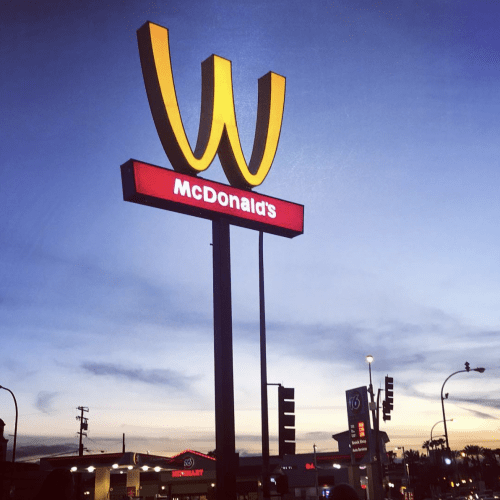 Creative Campaigns #26 – McDonalds' International Women's Day PR stunt