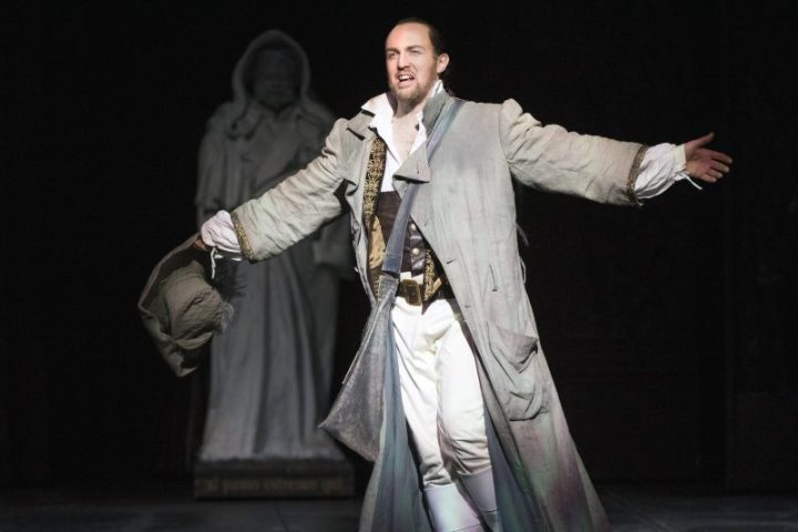 A chat with 'Don Giovanni' ahead of his Mayflower Theatre performance