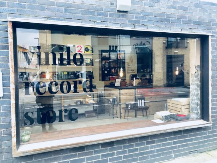 Vinilo – an independent record store returns to Southampton