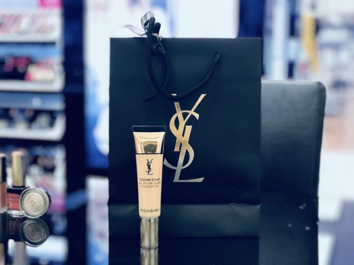 An Easter treat at YSL – the new Touche Eclat All-In-One Glow Foundation