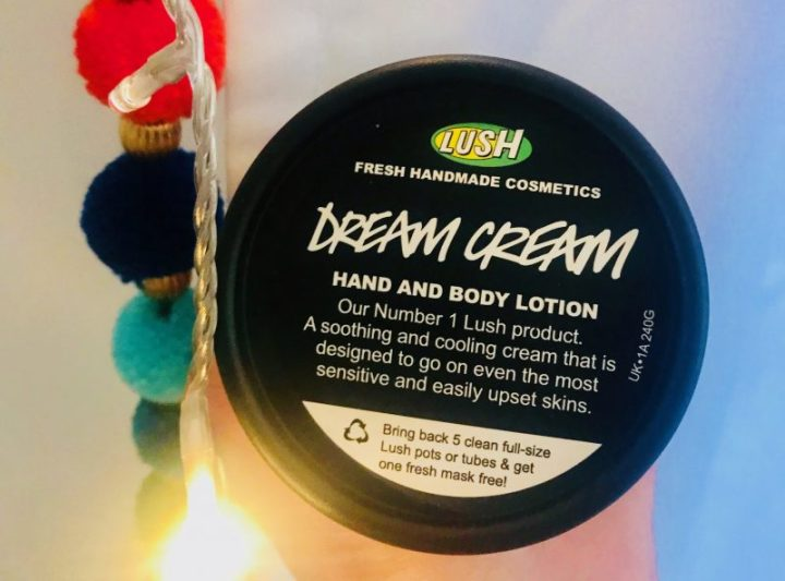 The Lush cream that's a total dream for eczema