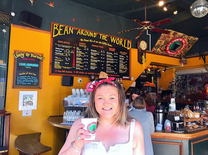 The one where we had coffee from Bean Around the World in Jersey