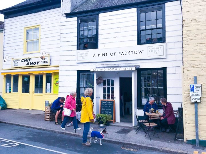 A Pint of Padstow, Padstow Brewing Company