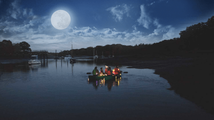 5 Hampshire Halloween Experiences in 2020