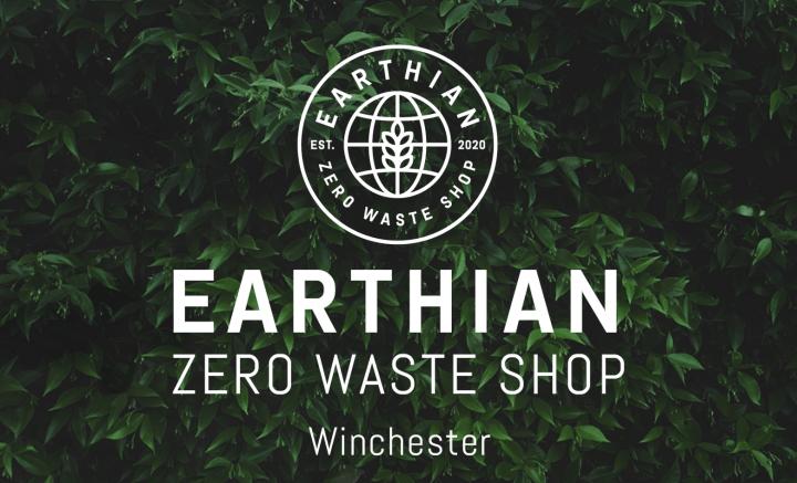 Earthian Zero Waste Shop in Winchester, Hampshire