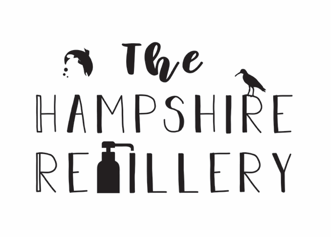 The Hampshire Refillery a pop up zero waste shop across Hampshire