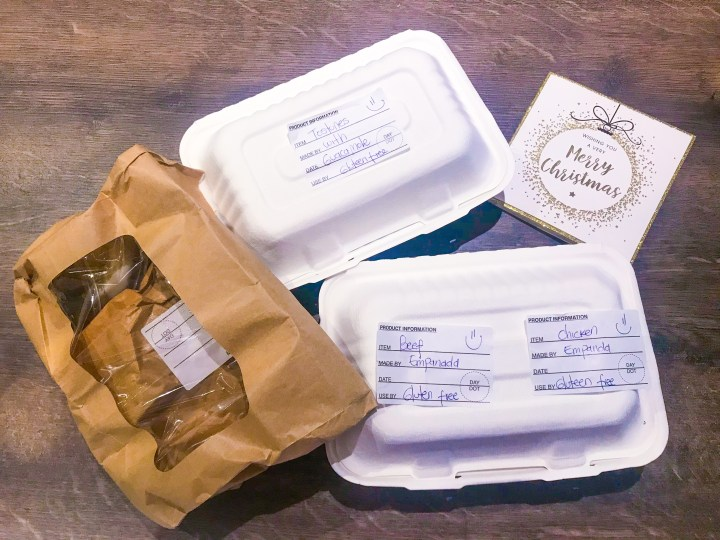 Latin Food At Home, Colombian take away food from Portsmouth, Hampshire