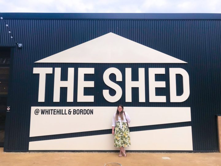 The Shed in Whitehill and Bordon